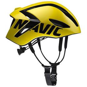 Mavic Comete Ultimate Cykelhjälm Herr gul/svart